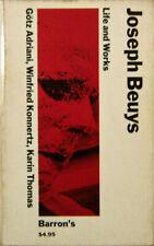 Gotz Art Adriani, Winfried / Joseph Beuys Life and Work First Edition 1979