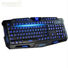 Backlit Wired Gaming keyboard LED USB Wired gaming keyboard Gamer PC Keyboard