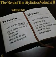 The Best Of The Stylistics Volume 2 Vinyl LP.1976 H&L Records 9109 010.