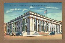 Jersey City,Nj New Jersey, Hudson County Post Office Building, Washington Street