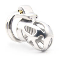 New Arrival 316 Stainless Steel Vent Hole Design Male Chastity Device La C