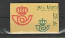 Espagne, Spain, Carnet de timbres neuf MNH, bien