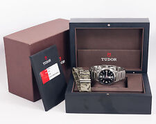 Excellent Pre-Owned Stainless Steel Tudor Ranger 79910 w/ Box/Card/Extra Strap!