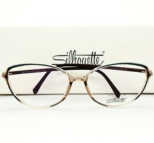 Silhouette Eyeglasses Frame 3508 40 6107 54-14-130 without case  VTG