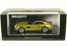 Brabus 600 GT S (gold color) 2016