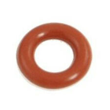 50 Pcs Silicone O Ring Seal Washers 8mm x 4mm x 2mm Red HY