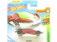 Hotwheels Exotique HW Exotics 365/365 Red Short Card 1 64 Scale Sealed New