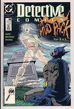 Detective Comics #606 R.I.P. Robin & Batman (1989, DC)