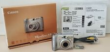 Canon PowerShot A540 6.0 MP Digital Camera - Silver
