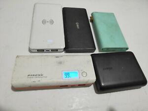 Portable Power bank JOBLOT X 5