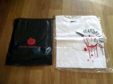 GDRAGON HEARTBREAKER T-SHIRT Official Merchandise WHITE KWON JI YONG GD RARE