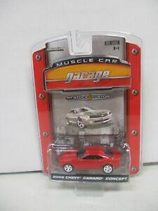 Greenlight Muscle Car Garage 2006 Chevy Camaro Concept (1)
