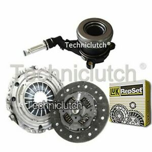LUK 2 PART CLUTCH KIT WITH CSC FOR OPEL ASTRA H ESTATE 1.6