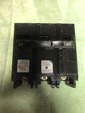 Siemens Type B345 45Amp 240V 3 Pole Breaker Bolt-In New No Box