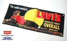 Levi's America's Finest Overall Denim Banner 501xx American Vintage Tapestry Big