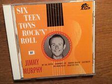 Jim Murphy - Sixteen Tons Rock & Roll [CD Album] Bear Family