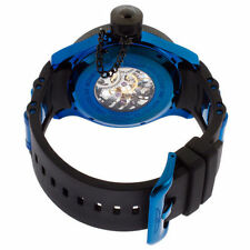 Silicone/Rubber Band Men's Mechanical (Hand-winding) Watches