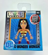 "Jada Toys Metals Die Cast DC Comics Wonder Woman Gold Top M386 2.5"" Figure *NEW*"