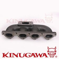 Kinugawa Turbo Exhaust Manifold fit HONDA Civic B16 B18 B20 T25 Flange