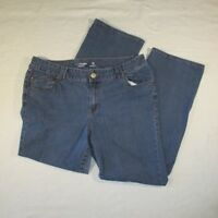 Lane Bryant Sz 20 Slim Boot Cut Genius Fit Plus Size Jeans