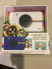Polaroid SNAP Instant Print Digital Camera POLSP01B New Sealed Black