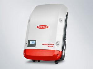 Fronius Symo Hybrid 3.0-3-S Batterie-Wechselrichter NEU & OVP WLAN & ETHERNET