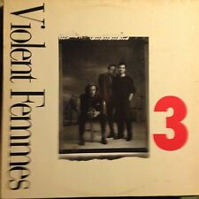 VIOLENT FEMMES • 3 • Vinile LP • 1988 LONDON