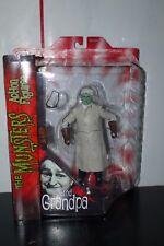 Diamond Select Toys The Munsters Hotrod Grandpa Action Figure MISSING BASE