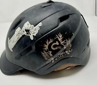 Ski Helmet XXL Black SALOMON Patrol Snowboard Safety helmet Snow Safety Hat
