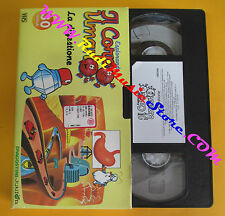VHS film ESPLORANDO IL CORPO UMANO La digestione DEAGOSTINI 12ECU03(F121) no dvd