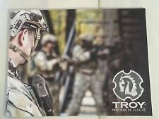 Troy Defense Firearms and Accessories 2015 Master Product Catalog