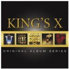 King's X - Original Album Series: Dogman / Faith Hope Love / Gretchen (NEW 5CD)