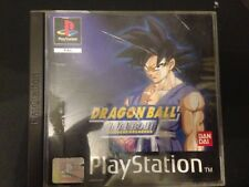 Dragon Ball Final Bout PSX PS1 PlayStation
