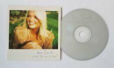 EMMA BUNTON What took you so long 1-track PR0M0 CDSingle Card sleeve Spice Girls