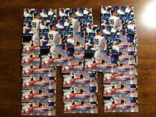 (x20) 2018 Topps Series 1 AARON JUDGE New York Yankees LL #193 CARD LOT