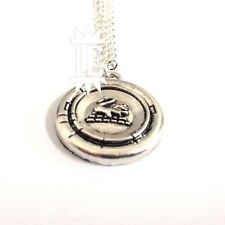 ONCE UPON A TIME EMMA SWAN COLLANA c'era una volta Necklace collier cosplay snow