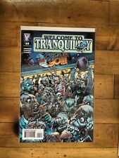 WS Wildstorm Welcome To Tranquility #11 Unread Condition