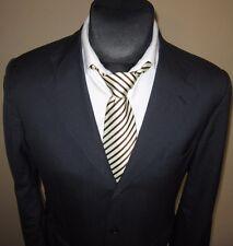 KITON Napoli SUPER 150´s Mens dark blue suit jacket blazer size EU50 UK40 N32