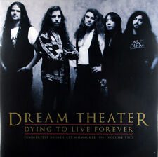 Dream Theater-Dying To Live Forever Milwaukee Vol. 2 1993 (Vinyl LP) New