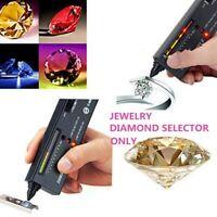 Outil Testeur pierre gemme de diamant Moissanite Sélecteur outil test portable