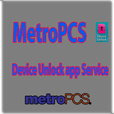 Metro PCS Unlock By Android Official Device Unlock App SAMSUNG LG Leon Stylo ZTE