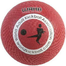 Waka Official Kickball Adult 10llll Ball Frisbees Boomerangs Outdoor Toys Hobbie