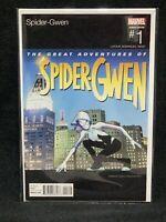 Spider-Gwen #1 Comic/ Spider-Man/ Miles/ Venom/ Marvel/ HIP HOP Ramos VARIANT