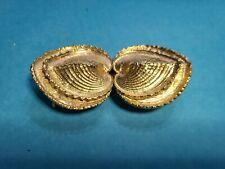 New listing Vintage Mimi Di N Lilly Leaf Belt Buckle