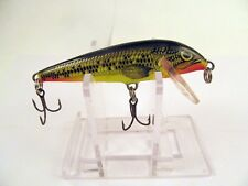 "RAPALA Sinking Countdown CD-7 FMN ""FIRE MINNOW"" Fishing Lure"