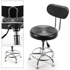 Work Shop Stool Bench Mechanics Chair Garage Adjustable Height Seat Salon Chair