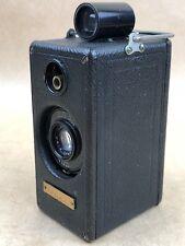 """ANSCO MEMO 1927 The first """"Made in U.S.A."""" 35mm Half Frame Camera w/ilex Cinemat"""