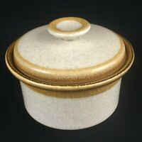 Vintage Lidded Sugar Bowl by Mikasa Stone Manor F5800 Oven to Table Japan