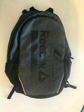 Reebok Unisex Trainer Pack Backpack (Dark Heather Grey)