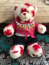 Build  A Bear BABW Limited Edition Canada  Bear With Clothing